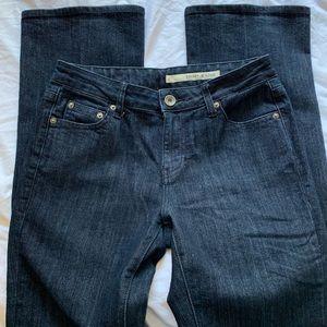 DKNY dark blue Denim Jeans dress casual womens